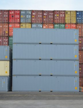 Containers for Transportation and Logistics Companies