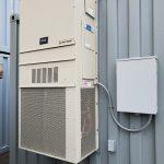 Container HVAC