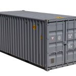 20ft Standard Dry Container