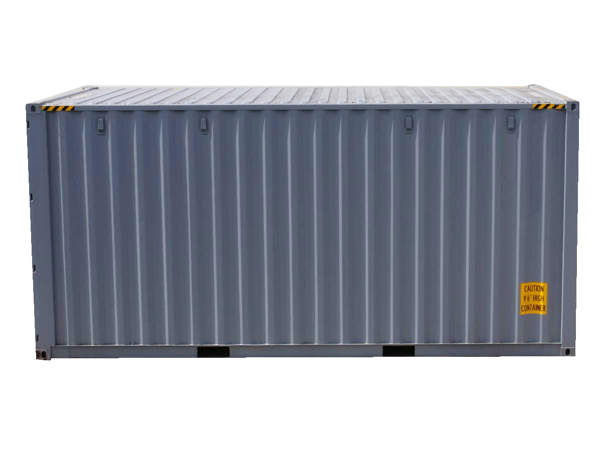 20-Foot High-Cube Shipping Containers for Sale: New & Used ...
