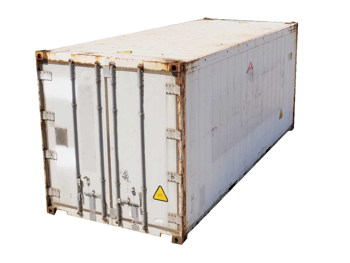 20 Foot Insulated Shipping Containers For Sale Interport