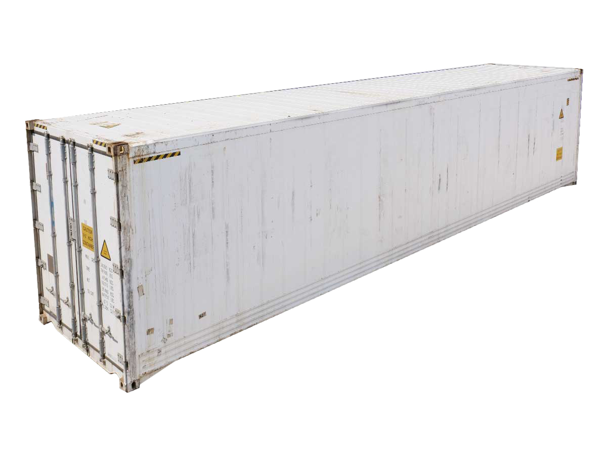 40-Foot Insulated Shipping Containers for Sale | Interport